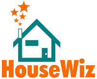 HouseWiz logo with link to home page